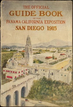 A guide book to the 1915 Panama–California Exposition
