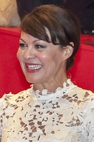 "Helen McCrory (left, 2015), Lorraine Ashbourne (centre, 2013), and Jessica Raine (right, 2015) appeared in ""The Harrowing"", ""Nana's Party"", and ""The Devil of Christmas"" respectively"