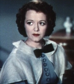 Gaynor plays the titular role in A Star Is Born (1937)