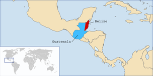 Belize and Guatemala