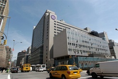 NYU Langone Medical Center at 550 First Avenue, New York, NY 10016