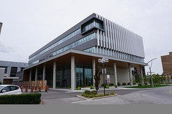 New Windsor City Hall, opened in May 2018