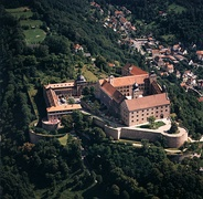 Plassenburg Castle in Kulmbach