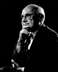 Nobel laureate economist Milton Friedman '32 received his A.B. from Rutgers.