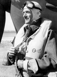 Air Chief Marshal Park, the NZ Commander in the Battle of Britain.