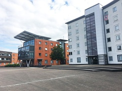 The Quays student accommodation