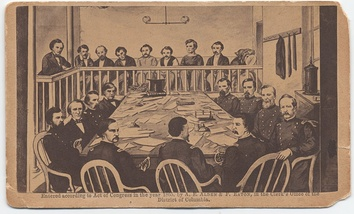 Trial of the conspirators, June 5, 1865