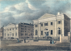 Perelman School of Medicine, the oldest medical school in the United States