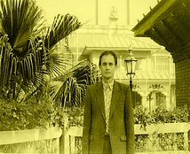 Viktor Skumin at Sikkim in 1997