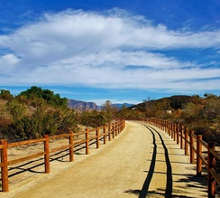 Santee opened the Walker Preserve Trail in April 2015