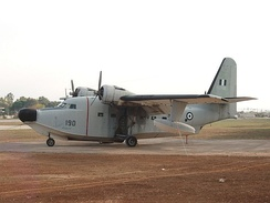 Preserved Hellenic AF aircraft at Dekelia AB.