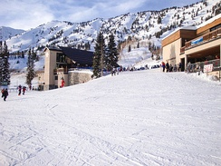 Recreational tourism in the Wasatch Mountains is a major source of employment.