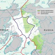 Территориальные претензии России в Арктике