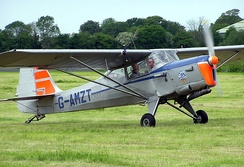 Auster J/5F Aiglet Trainer of 1953