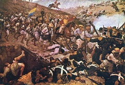 The Battle of Boyacá was the decisive battle which would ensure the success of the liberation campaign of New Granada.