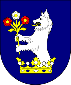 Coat of arms of Révay family in the Kingdom of Hungary.