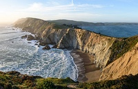 Point Reyes headlands, Point Reyes National Seashore, California
