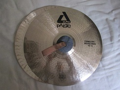 Paiste hand-held cymbals from the Alpha line