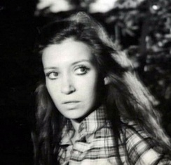 Cristina Kirchner during her youth
