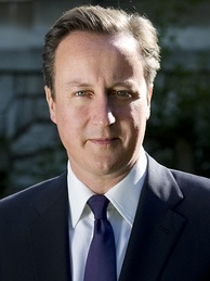 David Cameron, Prime Minister of the United Kingdom (2010–2016)