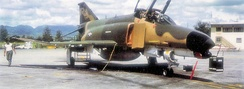 McDonnell Douglas F-4G Phantom Serial 69-0275 of the 90th TFS/3rd TFW Clark AB, Philippines, 1979[note 2]