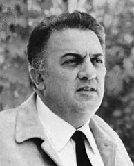 Federico Fellini, recognized as one of the greatest and most influential filmmakers of all time.