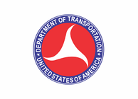 The flag of the U.S. Department of Transportation prior to 1980.