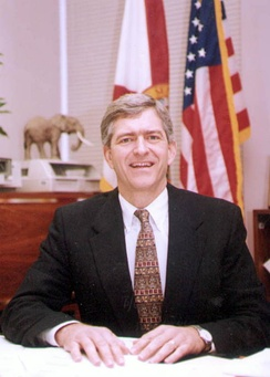 Webster as Speaker of the Florida State House