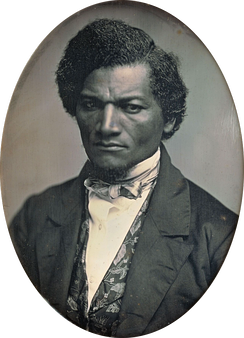 Frederick Douglass, who worked for slavery's abolition alongside Tubman, praised her in print.