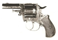 The British Bulldog revolver that Guiteau used to assassinate President Garfield