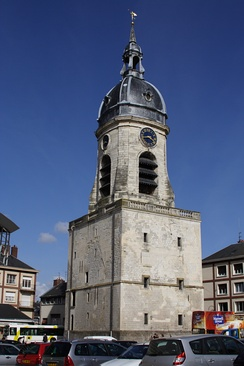 The belfry of Amiens
