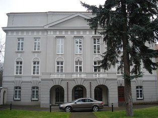 Headquarters of the Lithuanian Bishops' Conference in Vilnius
