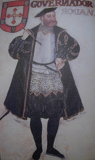 Lopo Soares de Albergaria, Viceroy of Portuguese India, established the rule of the Portuguese Empire in Nagapattinam (Portuguese: Negapatão) in 1518, which lasted until 1657.