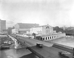 Union Station, December 1924