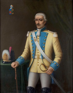 Gaspar de Portolá's appointment as Governor of the Californias in 1767 coincided with Serra's appointment as chief of the missions in the Californias.