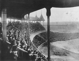 View from the grandstand (1888)