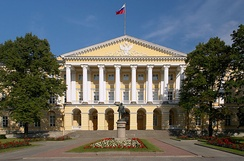 The Smolny Institute, The governor's office