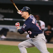 Justin Morneau, drafted in 1999 by the Twins, won the AL MVP award in 2006.
