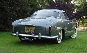 Tail lights (1955–1959)