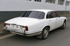 Jaguar XJ6 (Early Series I model)