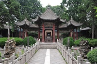 Great Mosque of Xi'an in Xi'an, China