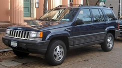 The Jeep Grand Cherokee was the driving force behind Chrysler's buyout of American Motors; Lee Iacocca wanted the design. Chrysler completed development and released it to the public in late 1992, and continues to use the nameplate today.