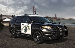 CHP officers enforce the California Vehicle Code, pursue fugitives spotted on the highways, and attend to all significant obstructions and accidents within their jurisdiction.