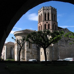 Saint-Lizier Cathedral