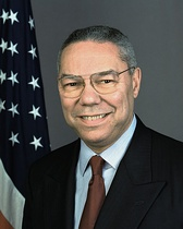 Former Secretary of State Colin Powell, 3 votes