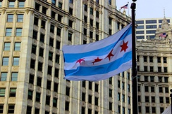 Flag of Chicago (2015)