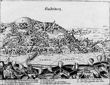 Heidelberg is taken by the forces of Johann Tserclaes, Count of Tilly (1559–1632) on 19 September 1622.