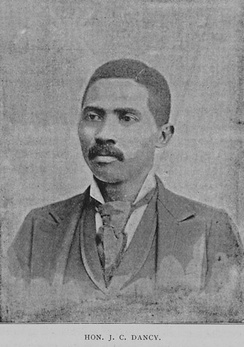 Dancy in 1895