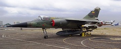 The Mirage F.1JA (FAE-806) was one aircraft involved in the claimed shooting down of two Peruvian Sukhoi Su-22 on February 10, 1995.
