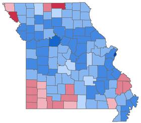 Results of the 2002 Missouri Auditor General election